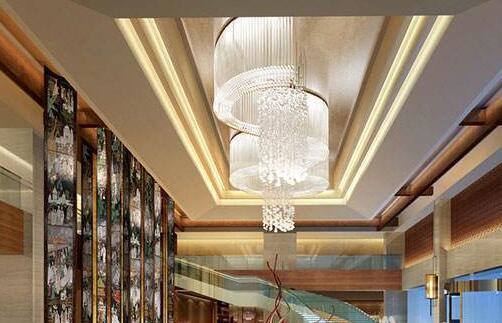 酒店装修灯光设计处理?酒店装修需注意什么细节问题?