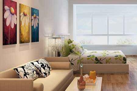 两室一厅简约装修价格是多少钱?两室一厅简约装修装要注意的问题是什么?