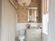 防水墙纸卫生间优点有哪些,卫生间墙纸