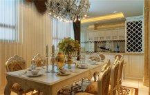 别墅餐厅装修设须知,居室餐厅装修技巧分享