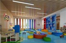 幼儿园装饰设计的理念,幼儿园的设计思